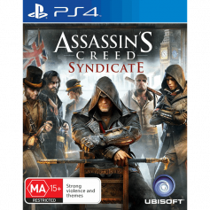 Ps4 Assassins Creed Syndicate Pre-owned