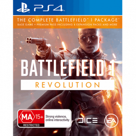 Ps4 Battlefield 1 Pre-owned