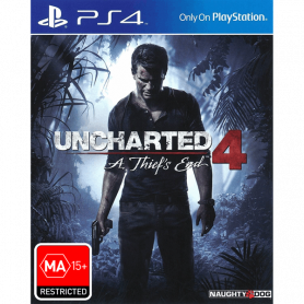 Ps4 Uncharted 4: A Thief's End Pre-owned