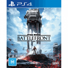 Ps4 Starwars Battlefront Pre-owned