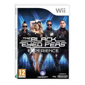 Wii Black Eyed Peas Experience Pre-owned