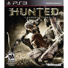 Ps3 Hunted The Demons Forge Pre-owned