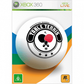 Xbox 360 Table Tennis Prte-owned