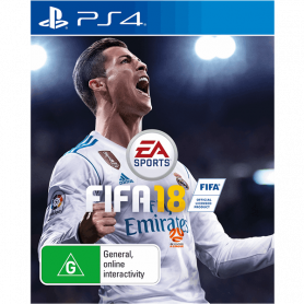 Ps4 Fifa 18 Pre-owned