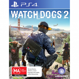 Ps4 Watch Dogs 2 Pre-owned