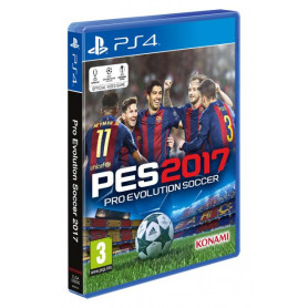 Ps4 Pes 2017 Pre-owned
