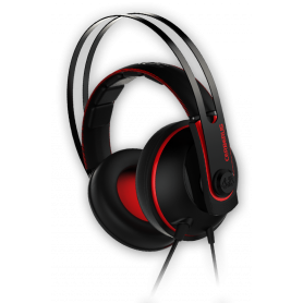 Asus Cerberus V2 Black & Red gaming headset
