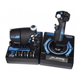 Logitech Saitek Flight X56 HoTAS Throttle and Stick Controller
