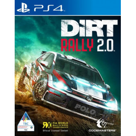 PS4 Dirt Rally 2 0