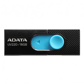 Adata UV220 Black & Blue 16GB flash drive