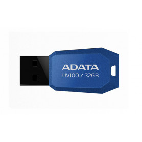 Adata dashdrive UV100 Blue 32GB USB2.0 flash drive