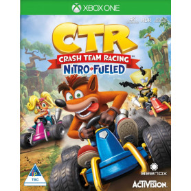 XB1 CRASH TEAM RACING NITRO FUELED