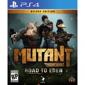PS4 Mutant Year Zero Road to Eden