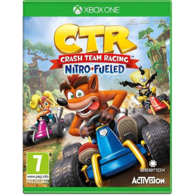 CRASH TEAM RACING NITRO FUELED-NITROS OXIDE EDITION