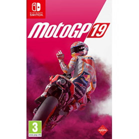NINTENDO SWITCH MOTO GP 19