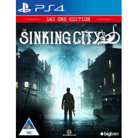PS4 THE SINKING CITY DAY ONE EDT