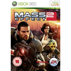 Xbox 360 Mass Effect 2 Pre-owned
