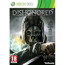 Xbox 360 Dishonored Pre-owned