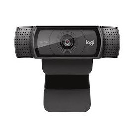 Logitech HD Pro Webcam C920 Web Camera 960-001055