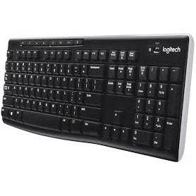Logitech Wireless Keyboard K270 920-003736