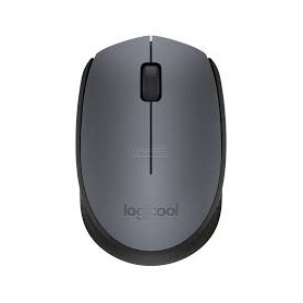 Logitech M171 Mouse 2.4GHz Grey Black 910-004424