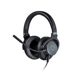 Cooler Master MH752 Virtual 7.1 Channel Multi-Platform Black Wired Gaming Headset