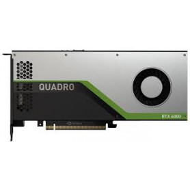 PNY NVIDIA Quadro RTX4000 Workstation GPU – 8192MB DDR6, 384-Bit Memory Interface, PCI Express
