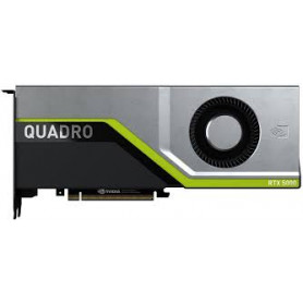 PNY NVIDIA Quadro RTX5000 Workstation GPU – 16384MB DDR6, 256-Bit Memory Interface, PCI Expres