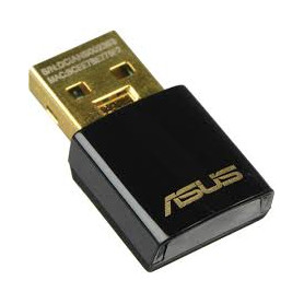 Asus USB-AC51 Wireless AC600 Wi-Fi adapter