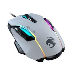 ROCCAT Kone AIMO Gaming Mouse White (PC)