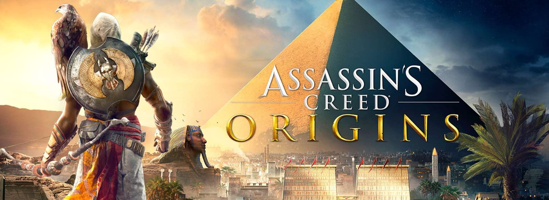 Assassin's Creed Origins Pre-order